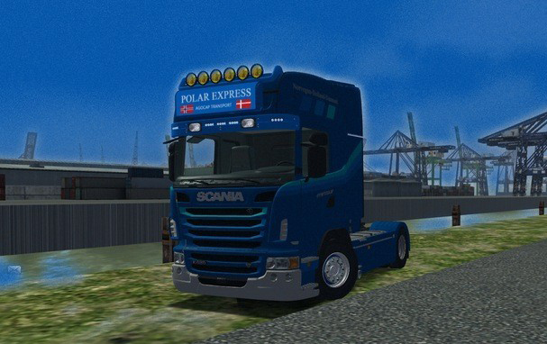 Scania R620 New AGOCAP