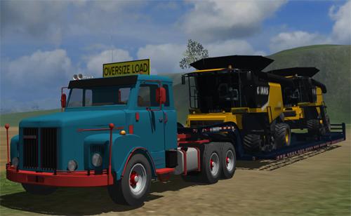 камиони  Scania111mpoc