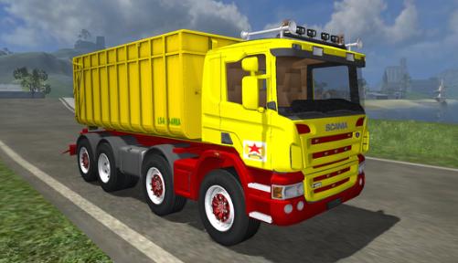 Scania P420 HKL