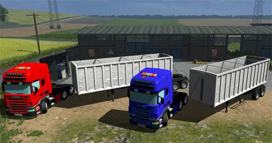 камиони  Scaniap9fgh
