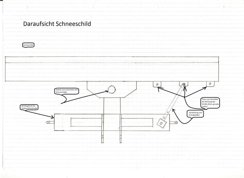 schneeschild rasentraktor selber bauen anleitung energie und baumaschinen. Black Bedroom Furniture Sets. Home Design Ideas