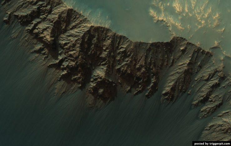 Powierzchnia Marsa 32