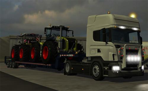 Scania R470 ModPack