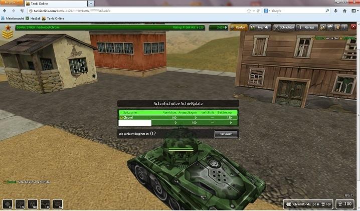 tanki online 2 anmelden