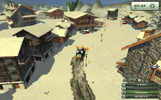 Snow Special Farming13Map V 1.0