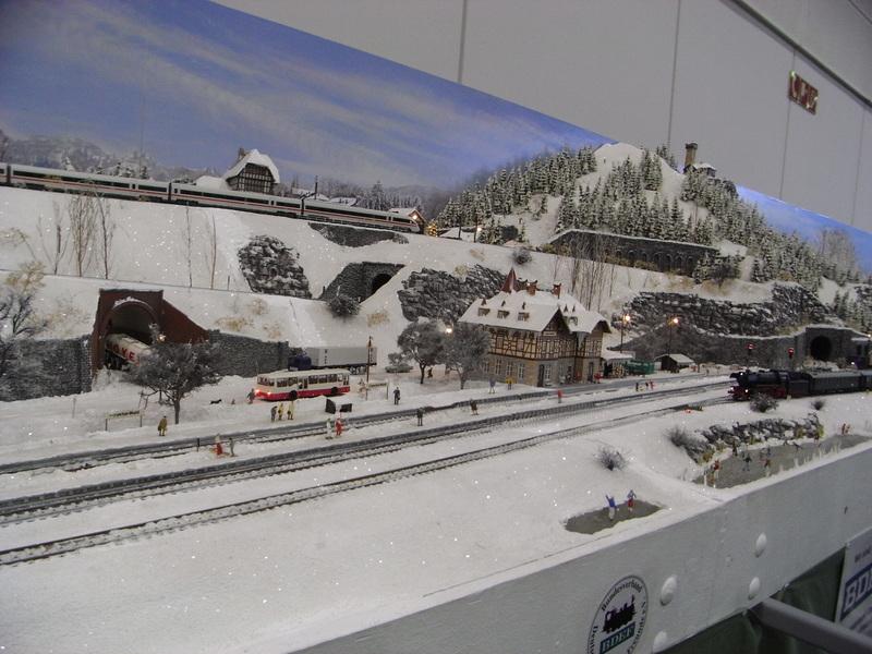 Messe Bremen: GERMAN RAIL '13 Schnee5v8uvq