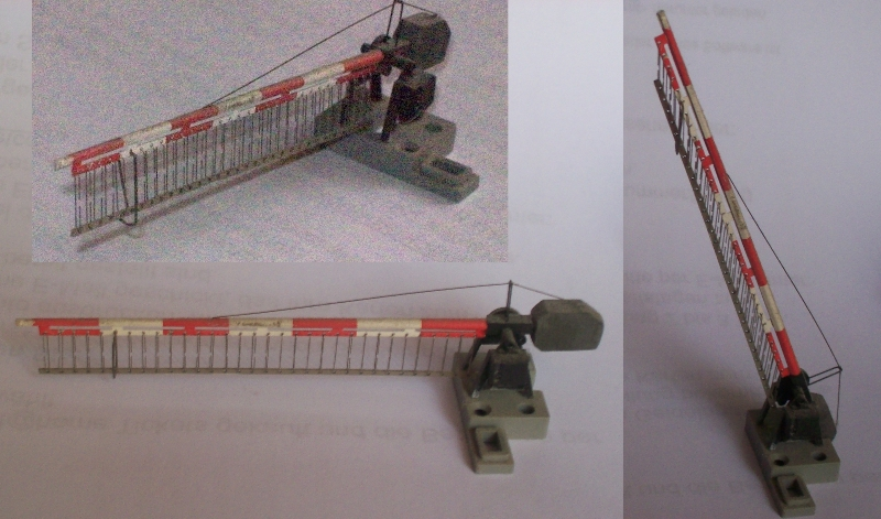 Charming Bahnschranken.   Stummis Modellbahnforum Awesome Ideas