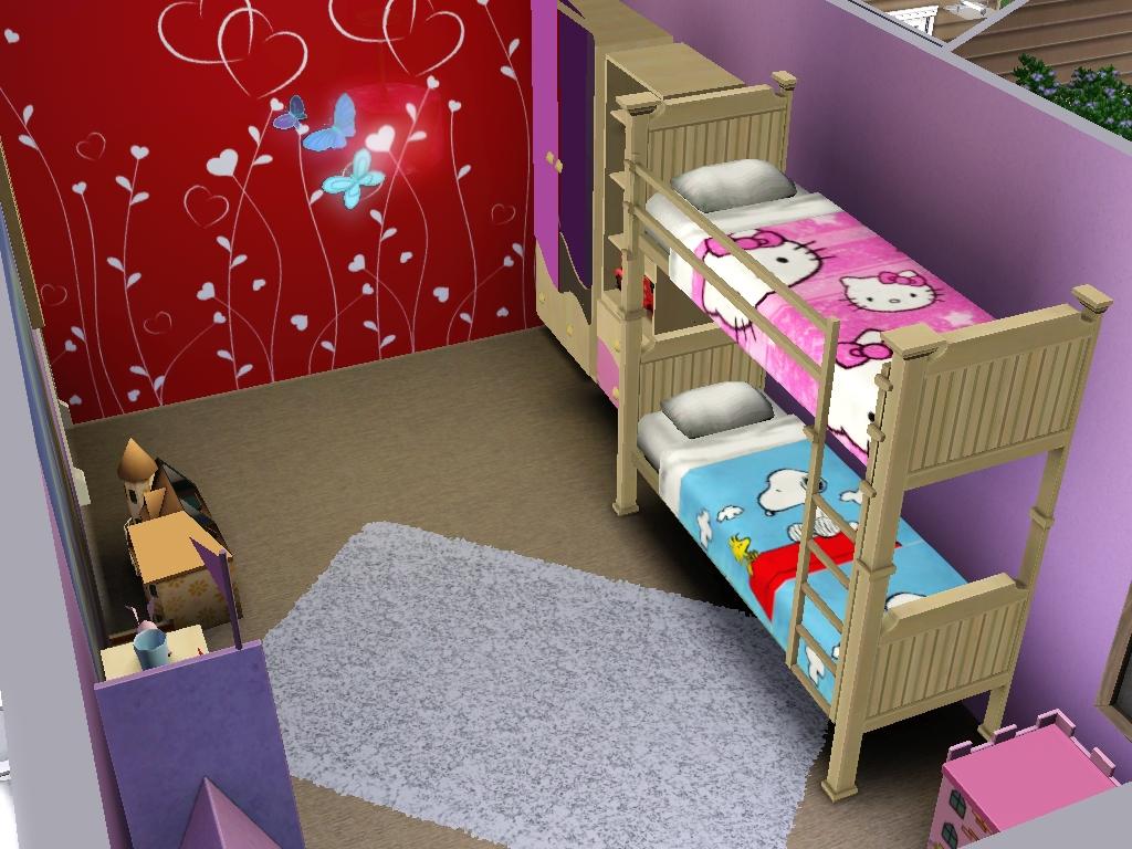 Einfamilienhaus das gro e sims 3 forum von und f r fans - Sims 3 babyzimmer ...