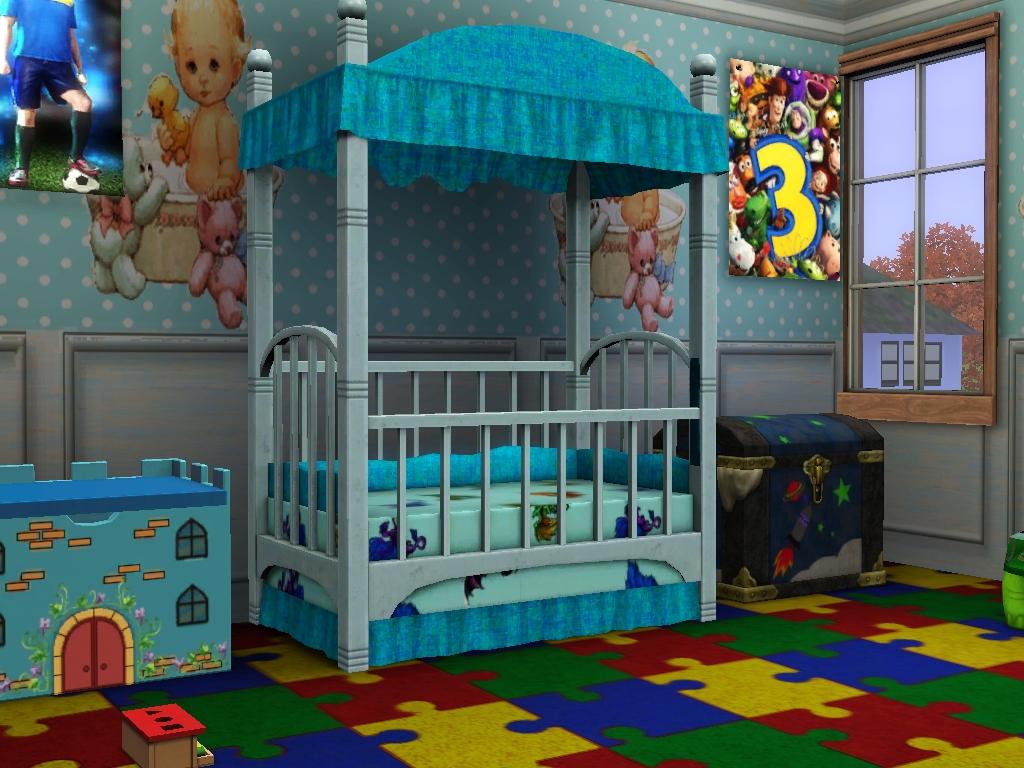 Haus regenschauer das gro e sims 3 forum von und f r fans - Sims 3 babyzimmer ...