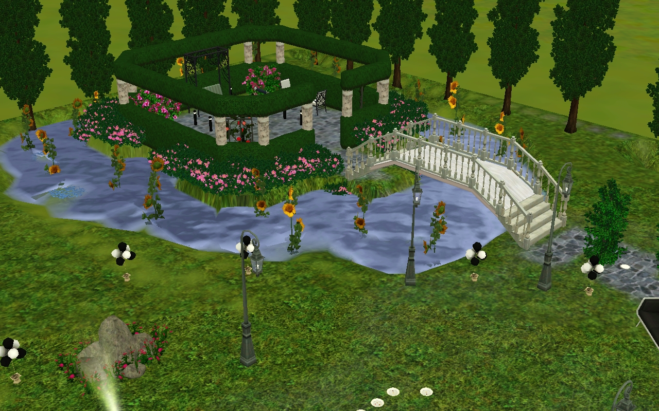 Villa Black and White [ATTACH]12472[/ATTACH] - Das große Sims 3 ...
