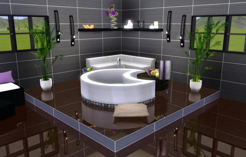 Contest) Das schönste Badezimmer - Das große Sims 3 Forum von und ...