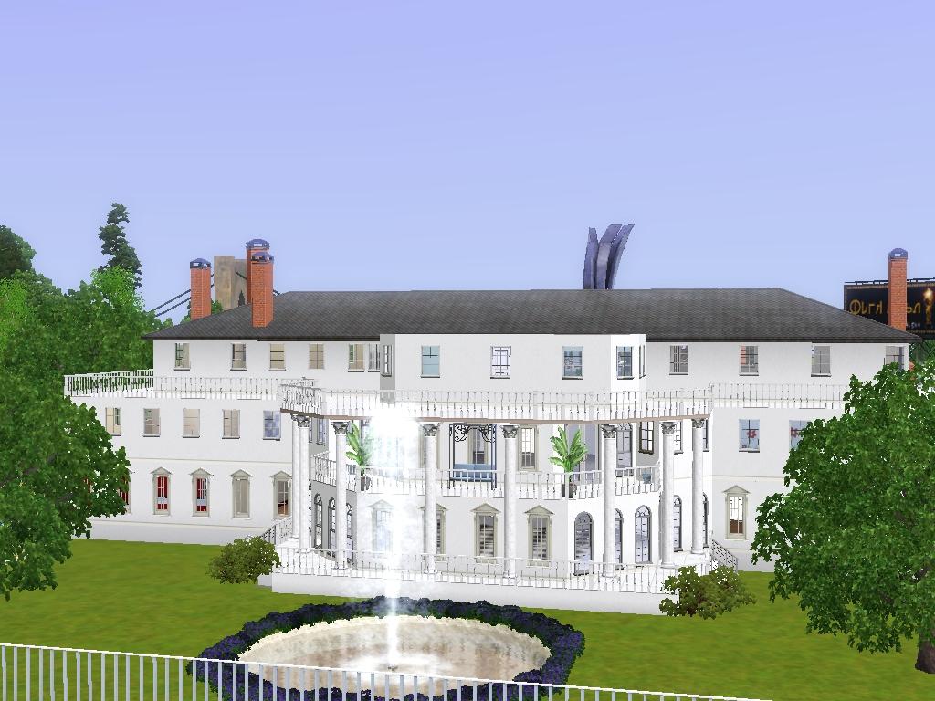 (Vorstellung) Das weiße Haus! - Seite 2 - Das große Sims 3 ...