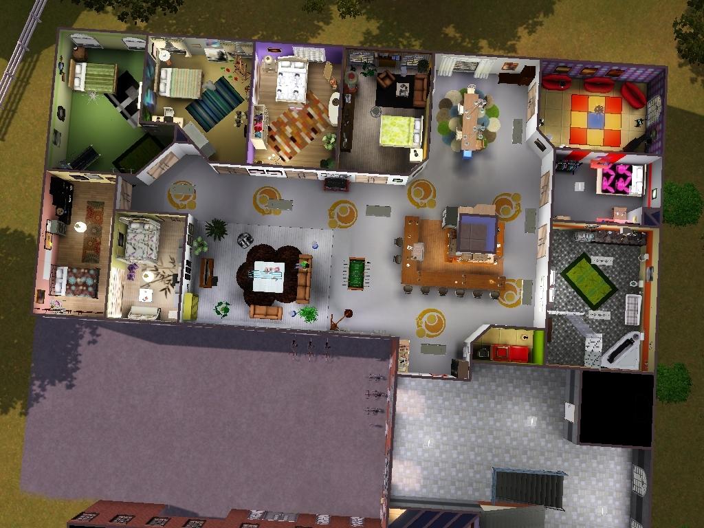 wg aus berlin tag und nacht das gro e sims 3 forum von und f r fans. Black Bedroom Furniture Sets. Home Design Ideas