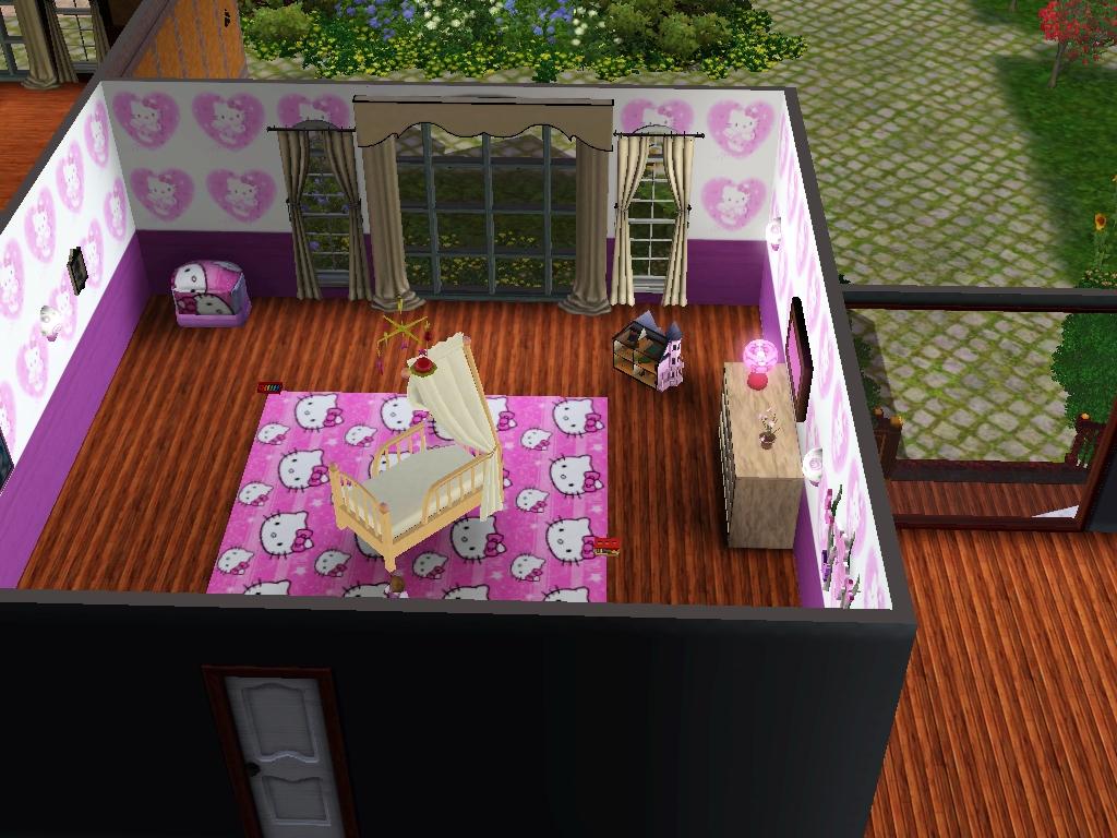 Das gro e sims 3 forum von und f r fans einzelnen beitrag anzeigen mein haus - Sims 3 babyzimmer ...