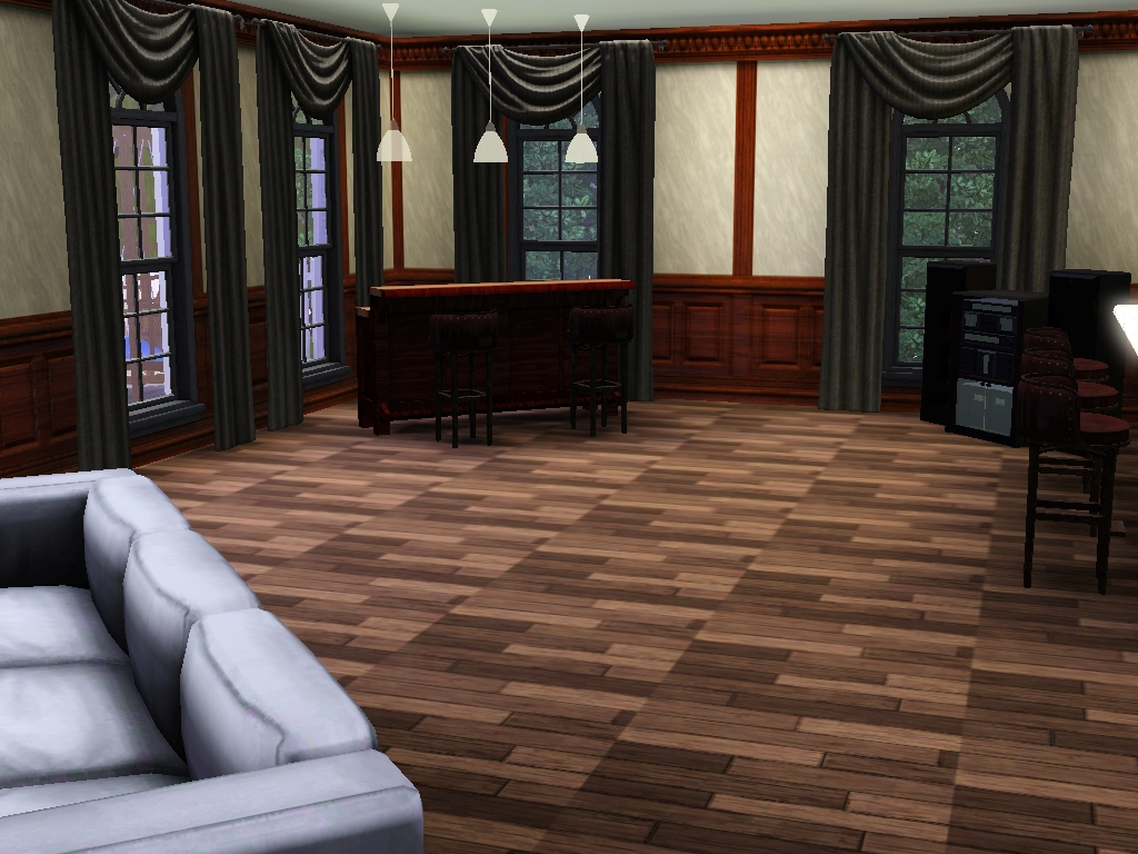 vorstellung haus im amerikanischen stil das gro e sims 3 forum von und f r fans. Black Bedroom Furniture Sets. Home Design Ideas