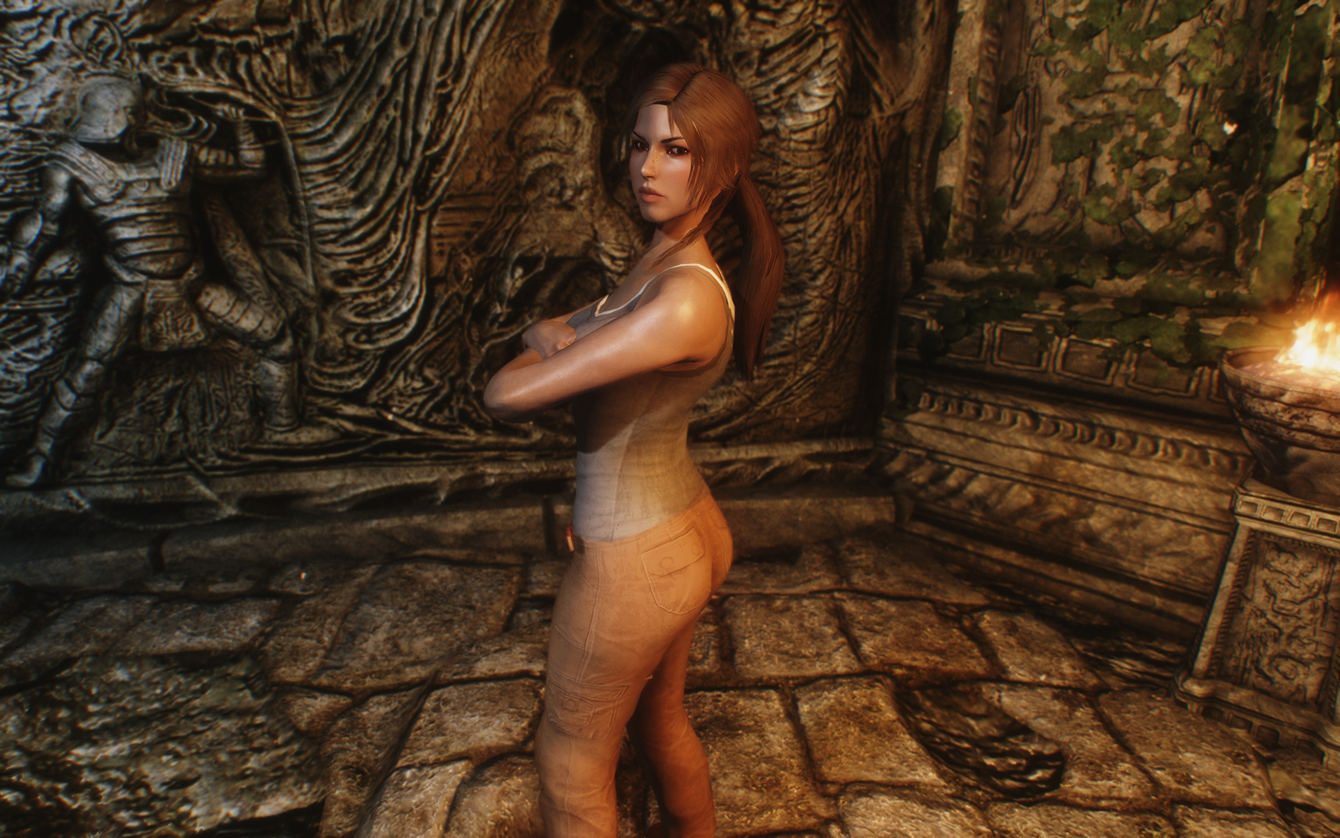 Lara croft 3 d monster bilder free sexy video