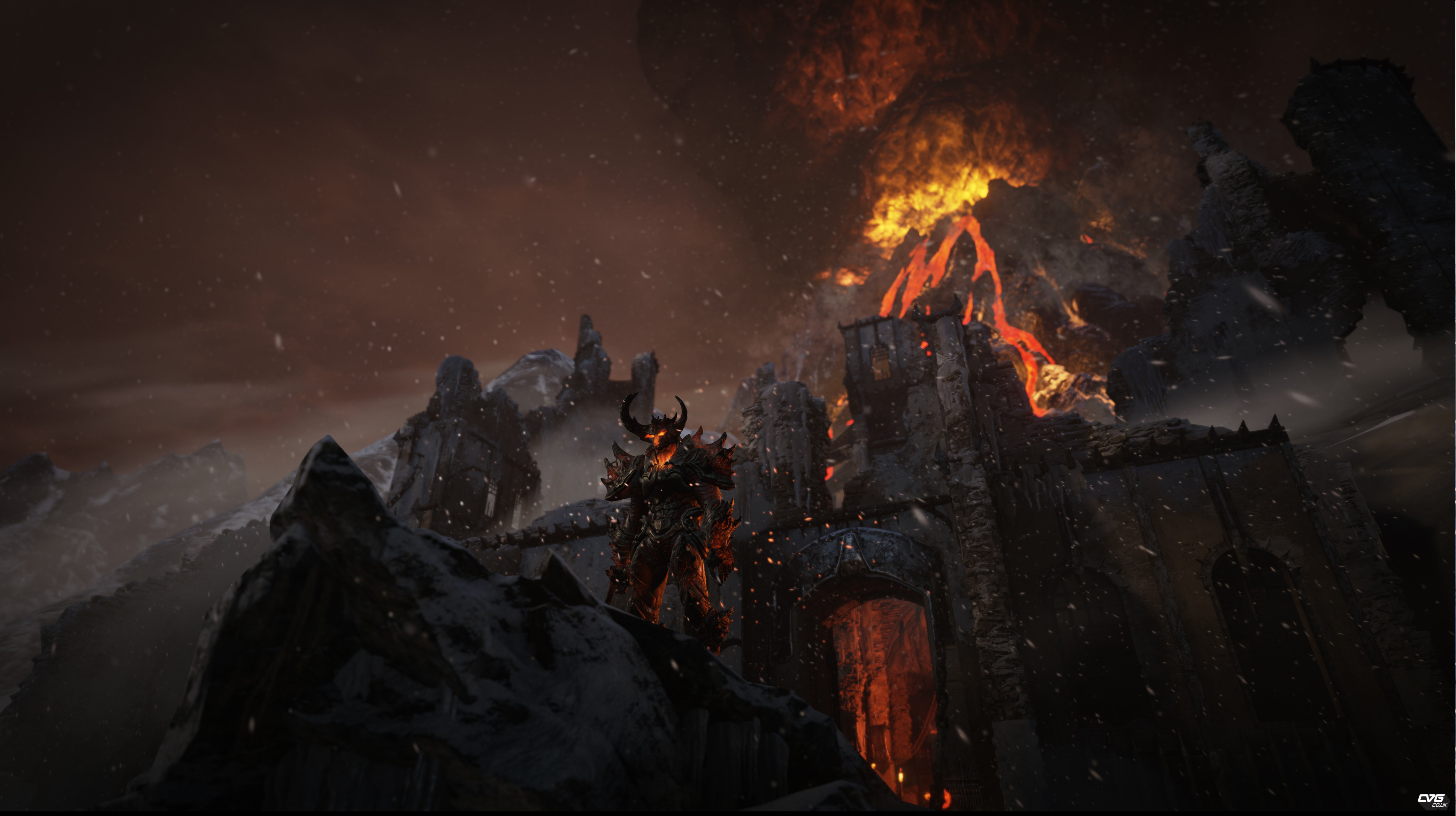 Unreal engine 4 gdc feature techdemo screengrabs unveil - Fantasy world wallpaper engine ...
