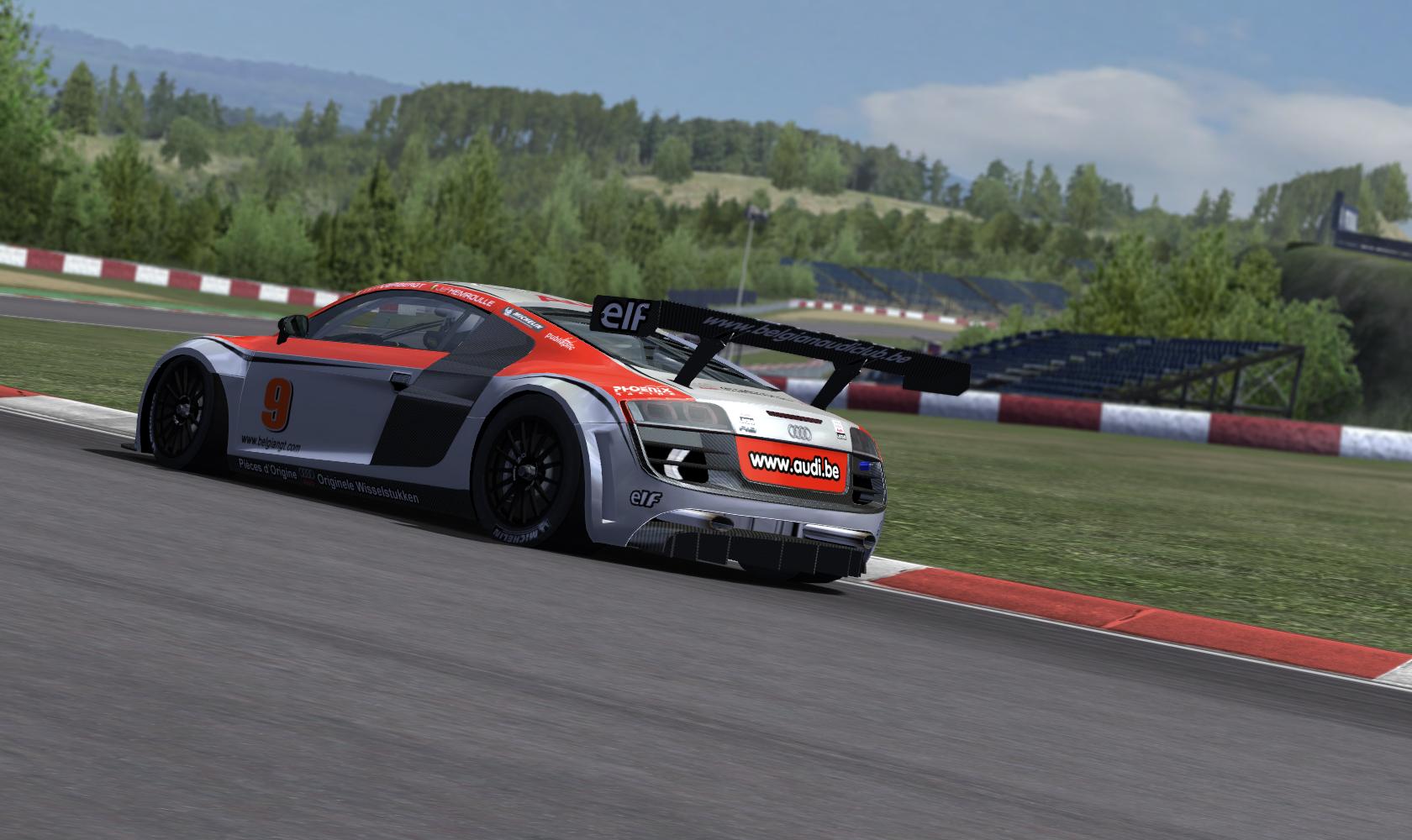 Racing FIA GT3 Renders