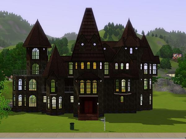 Alte Villa Das Große Sims Forum Von Und Für Fans - Minecraft altmodische hauser bauen