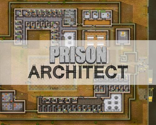 Prison Architect Deutsche  Texte, Untertitel, Menüs Cover