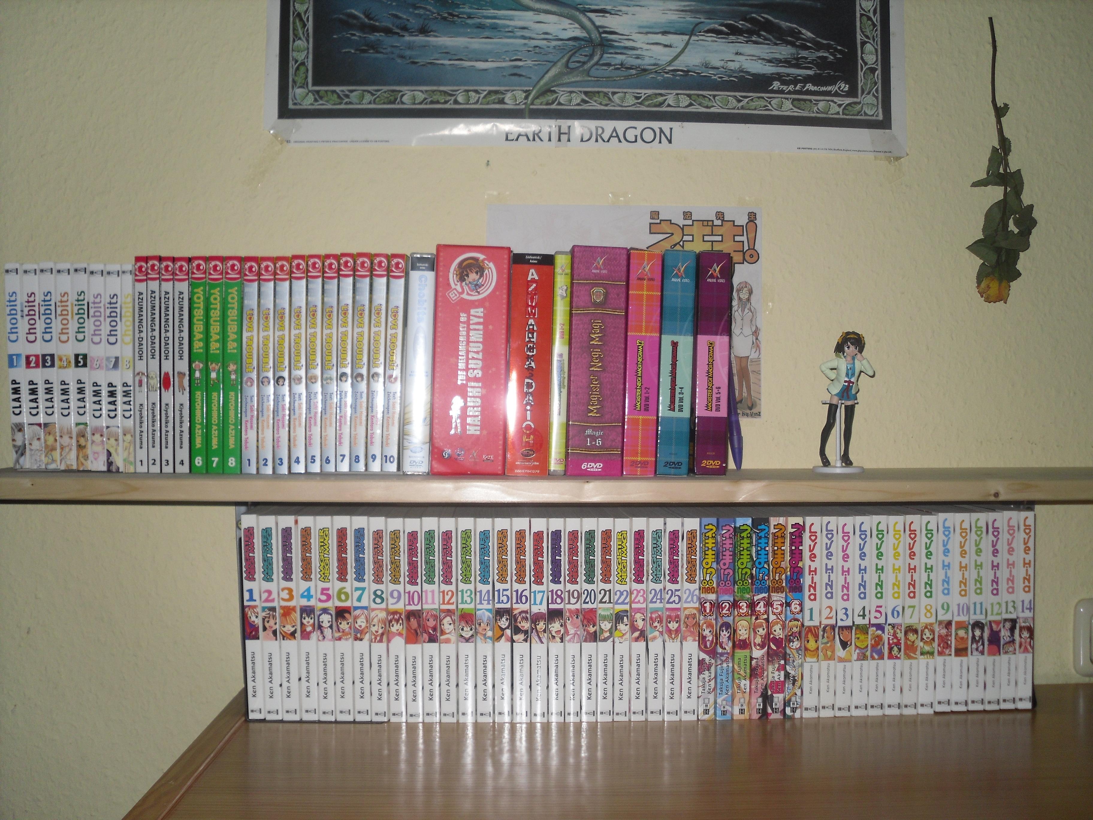Gekaufte Artikel Eure Sammlungen Etc Anime Manga Shaded Hearts