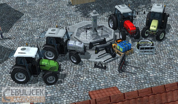 SDF Group ModPack –  Farming Simulator 2013 Mod