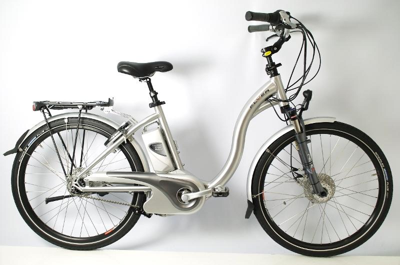 flyer c8 pedelec e bike panasonic 26 12ah. Black Bedroom Furniture Sets. Home Design Ideas