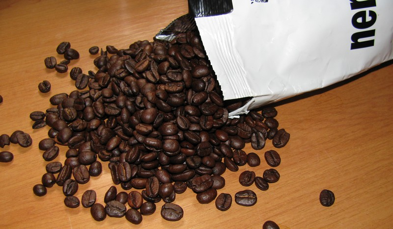 Seeberger Espresso Nerobianco