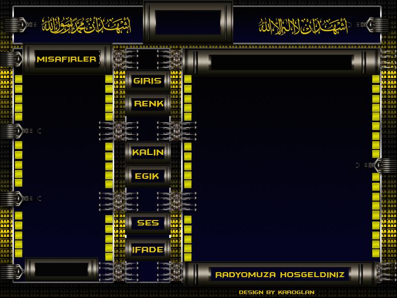 Flatcast Dini Tema, Flatcast islami Tema, Sehadet Tema-by ...