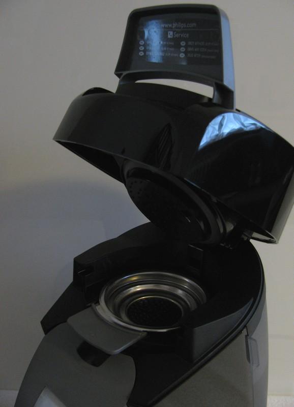 senseo latte select im test die kaffeepad maschine. Black Bedroom Furniture Sets. Home Design Ideas