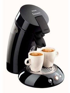 Philip's Senseo Kaffeepad-Maschine