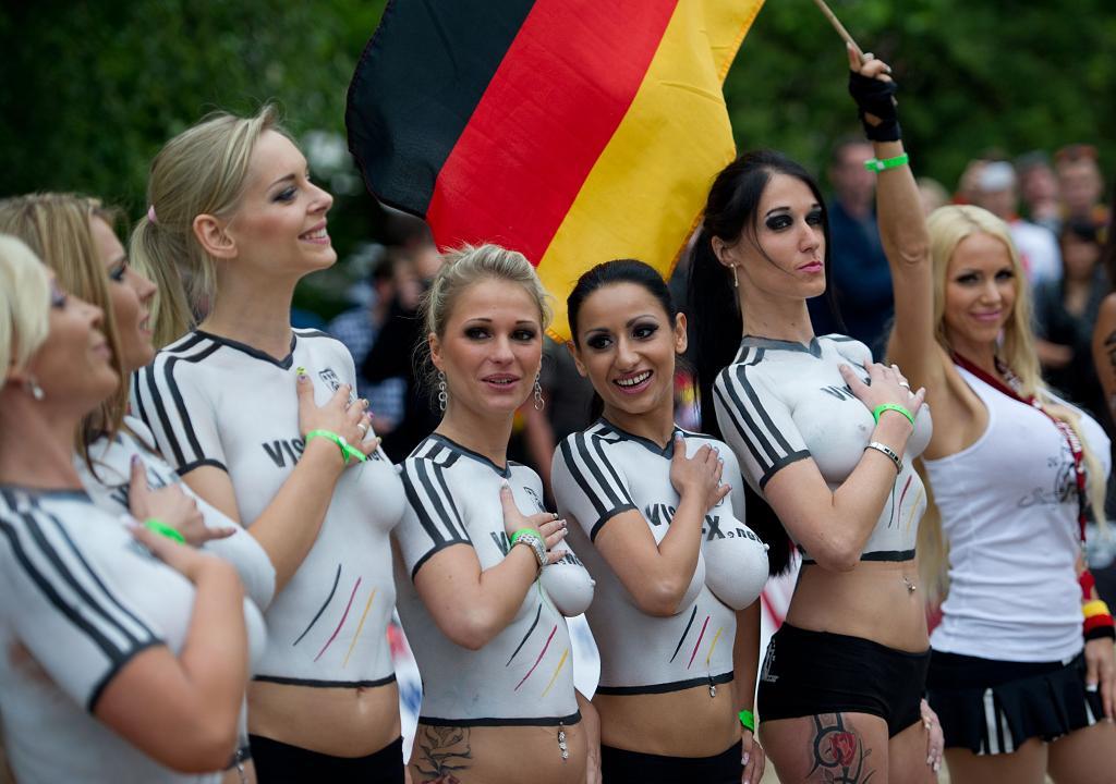 Dänemark siegt bei Sexy Soccer klar über Deutschland
