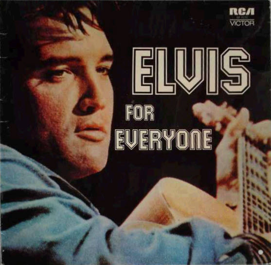 ELVIS FOR EVERYONE Sf-8232-1hsi9u