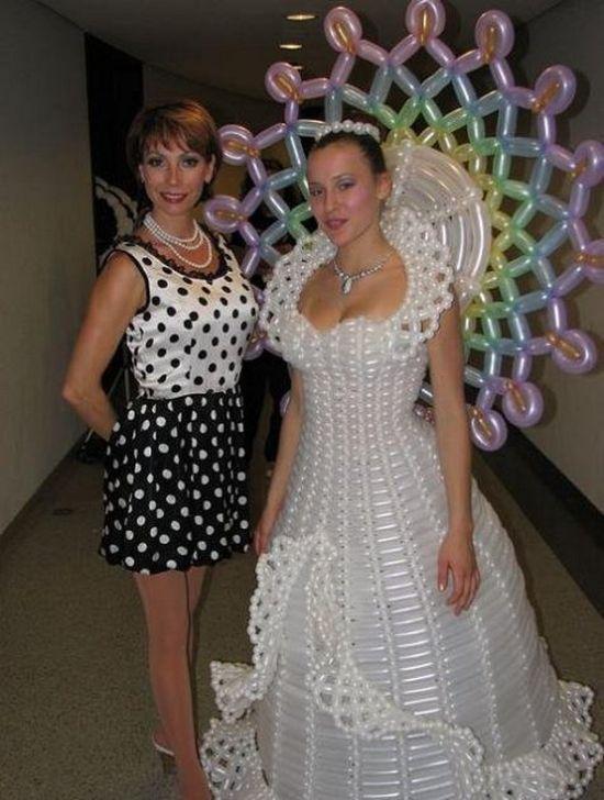 Oryginalne suknie ślubne 11