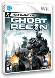 sghe413aa1 Tom Clancys Ghost Recon PAL [ Wii ]