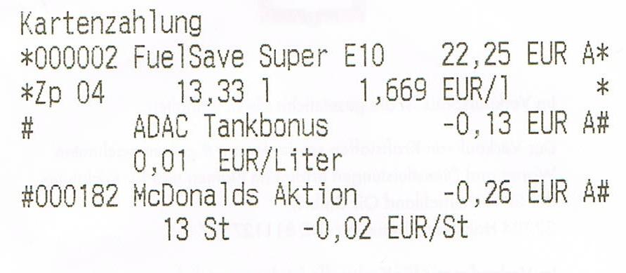 Shell rabatt 5 cent
