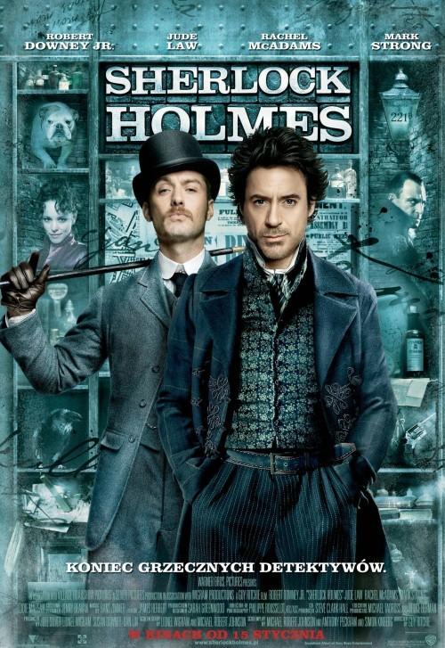 Sherlock Holmes (2009) PL.DVDRip.Xvid-WBZ / Lektor PL