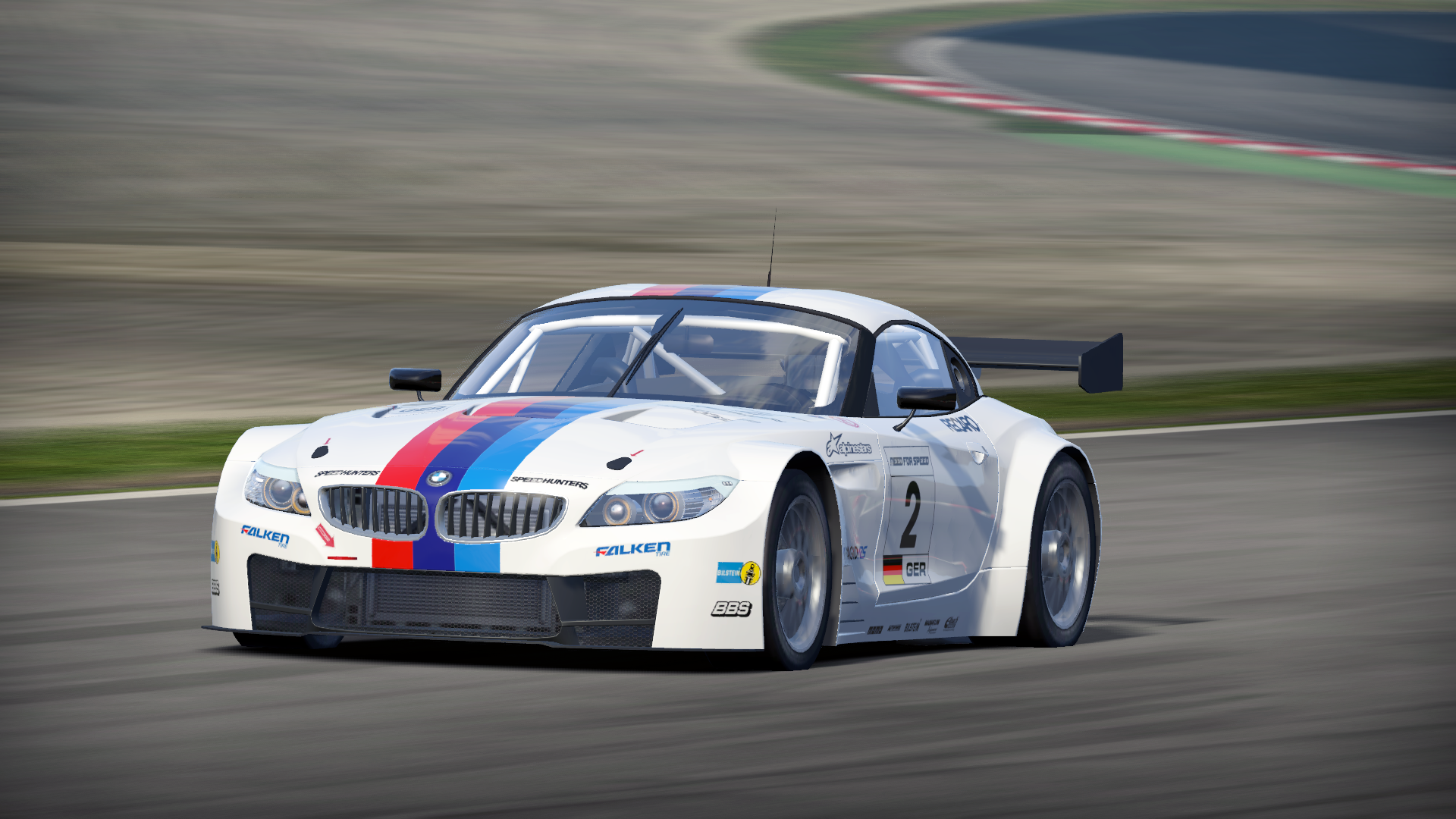 Shift 2 Unleashed Bmw Z4 Sdrive35is Catalunya