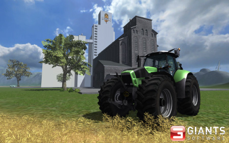 Farming Simulator 2011 Screenshots