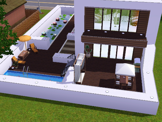steffi s kleines sims 3 atelier neue h user. Black Bedroom Furniture Sets. Home Design Ideas