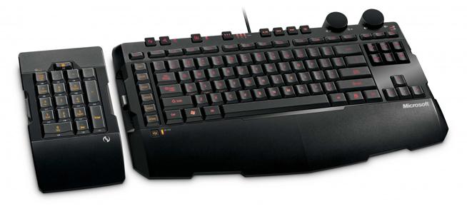 sidewinderx6keyboard tk6zy - [Review] [Tastatur] Microsoft SideWinder X6
