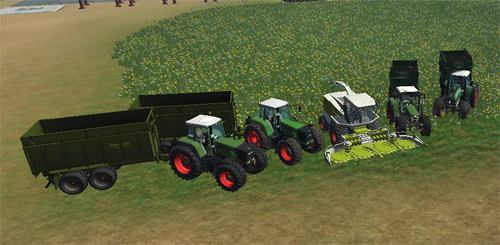 Silage ModPack