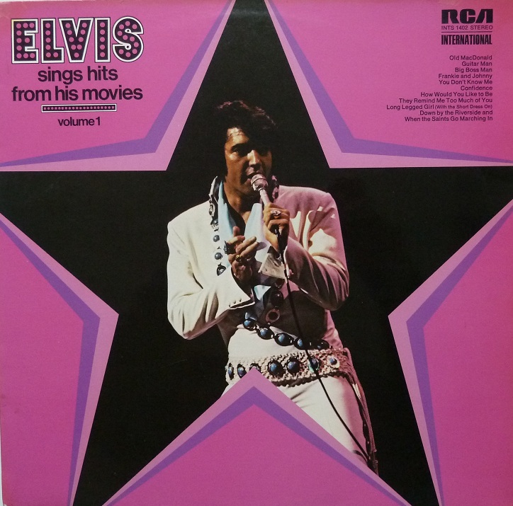 ELVIS SINGS HITS FROM HIS MOVIES-VOLUME 1 Singshitsfrom72front7lk6i