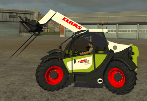 CLAAS Skorpion 7040