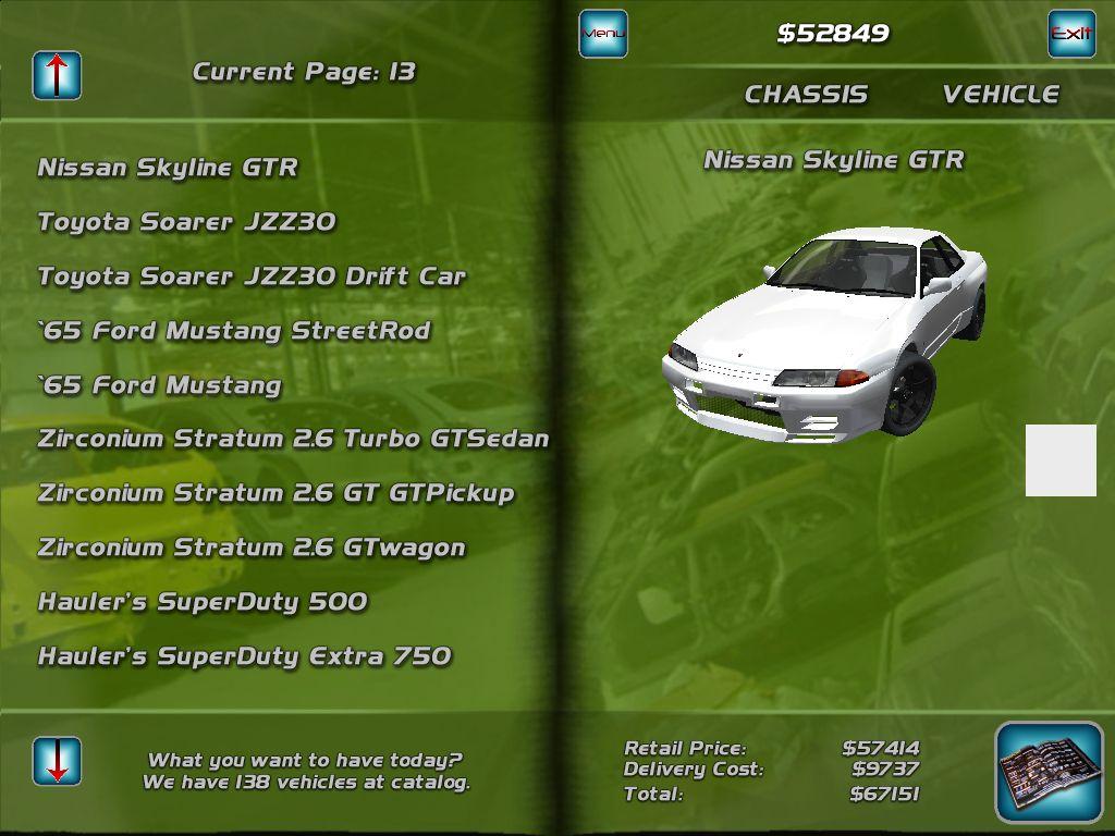 Street Legal Racing Redline - Mods Sl_shot10027m7