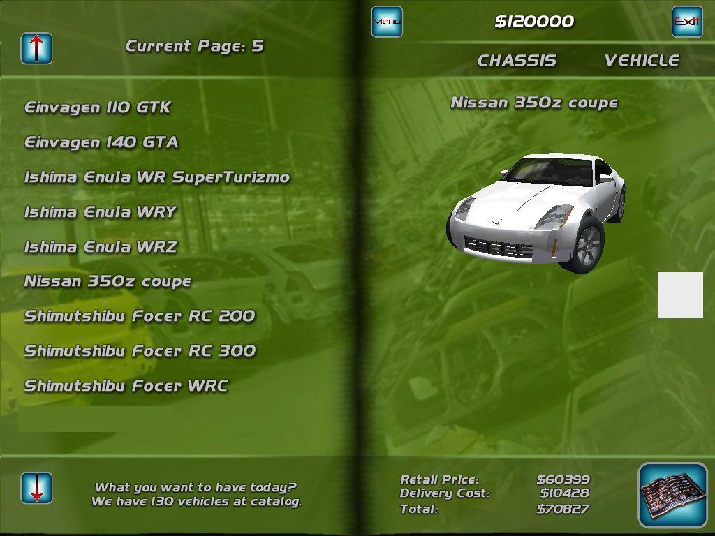 Street Legal Racing Redline - Mods Sl_shot1002qcv