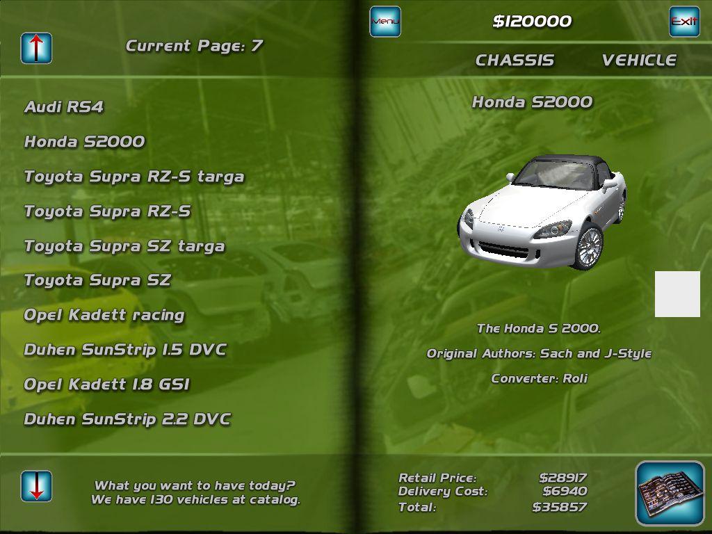 Street Legal Racing Redline - Mods Sl_shot100v0bj