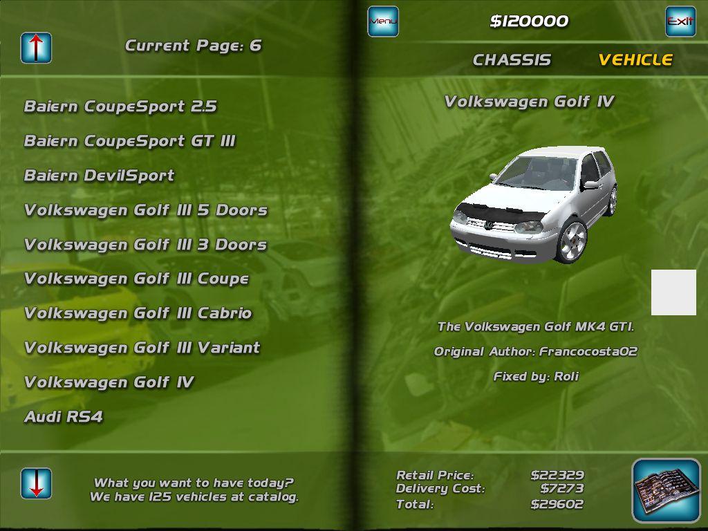Street Legal Racing Redline - Mods Sl_shot105t41v
