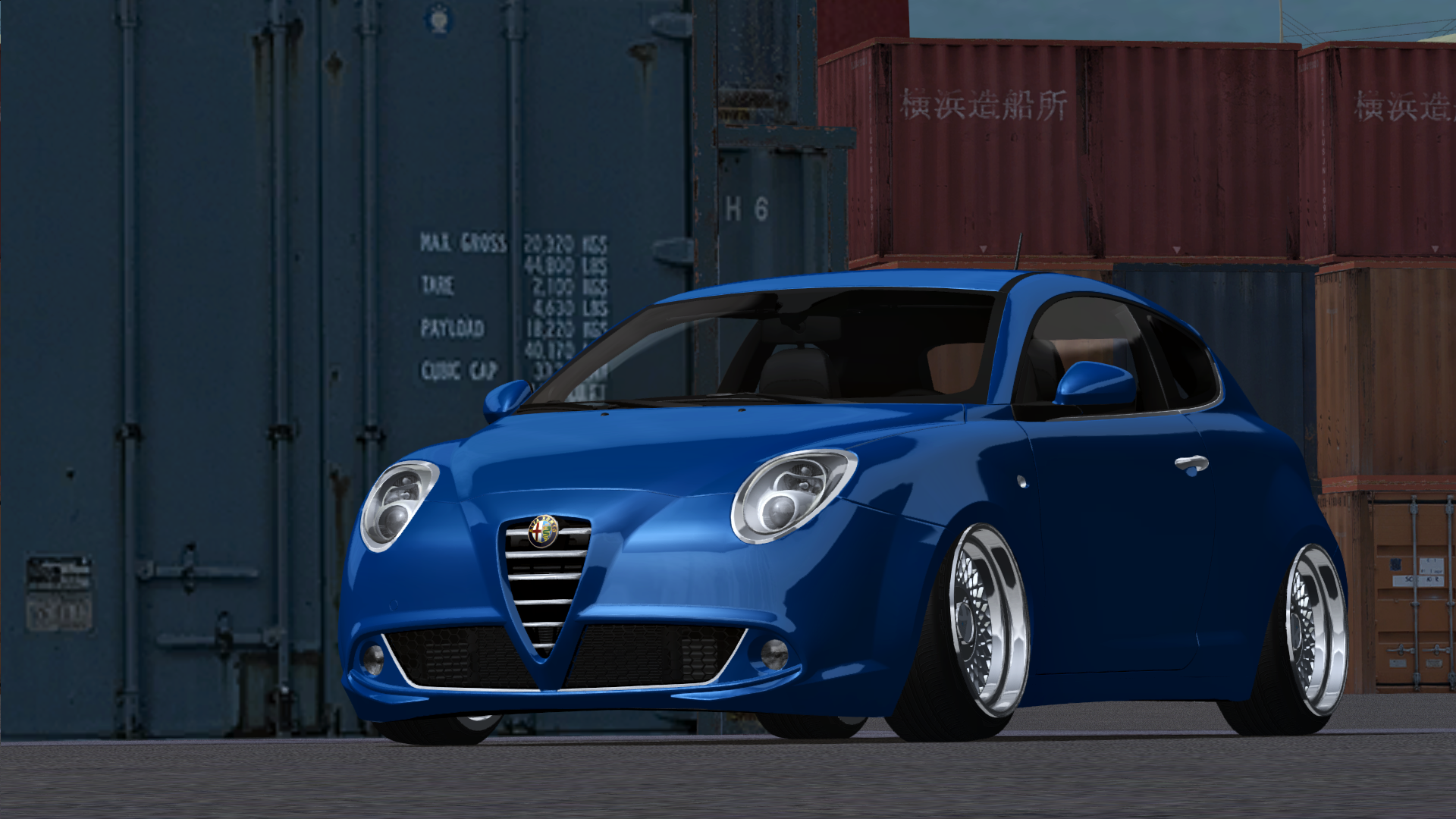 Downloads / Street Legal Racing / Unfinished/Betas/Alphas / Alfa MiTo