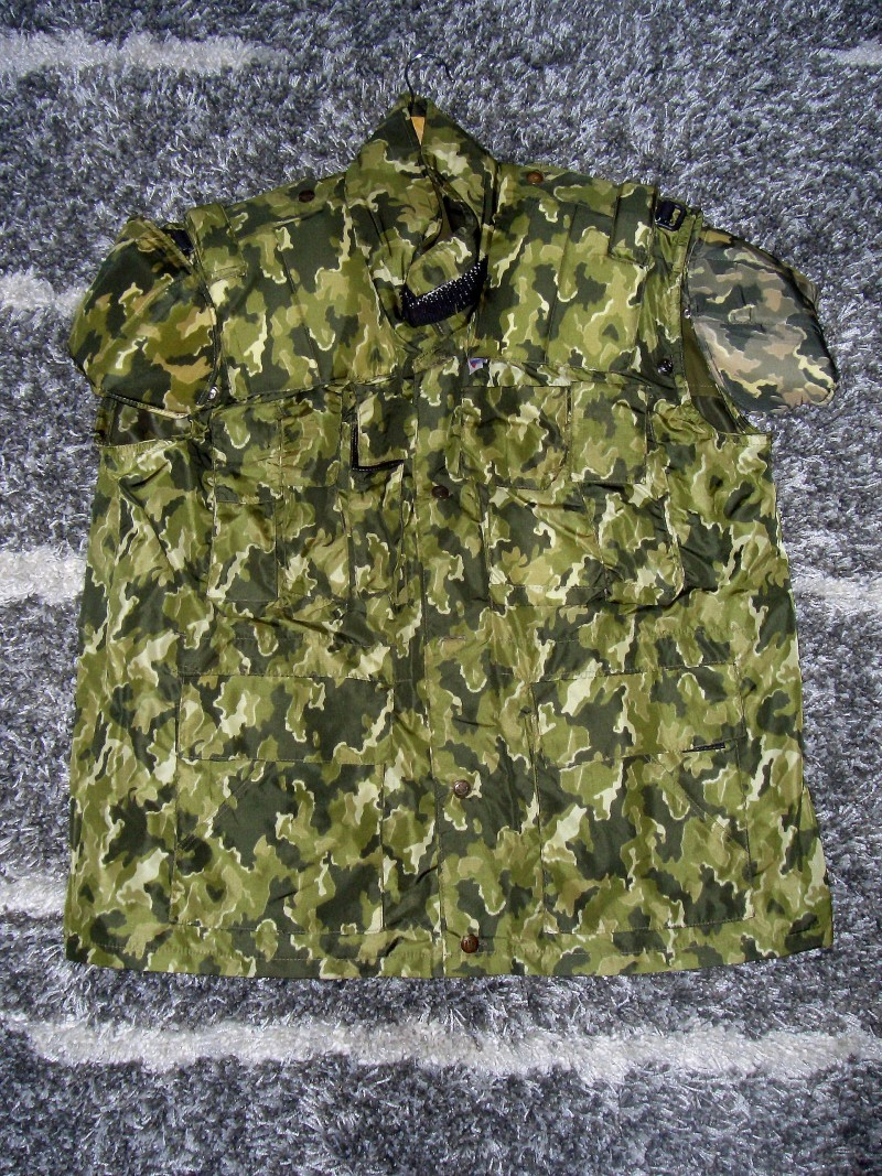 "Russian ""SMK' camouflage Smktuniceqfr"